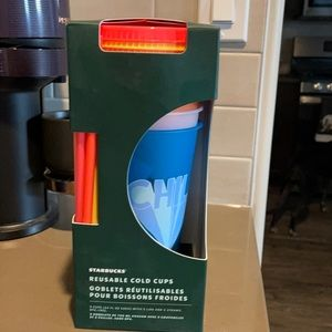 Cold cup starbuck pack